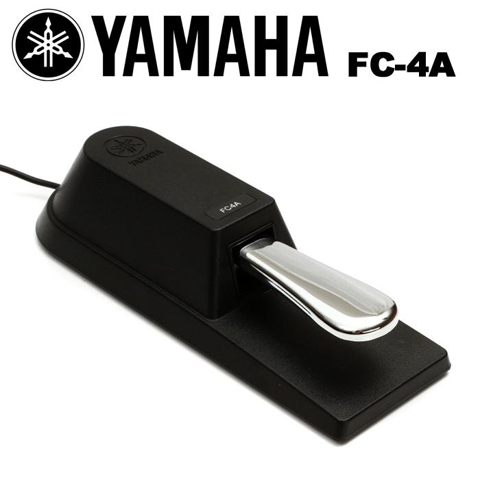 【非凡樂器】新品上市 YAMAHA 山葉 延音踏板【FC-4A】YAMAHA鍵盤機種適用