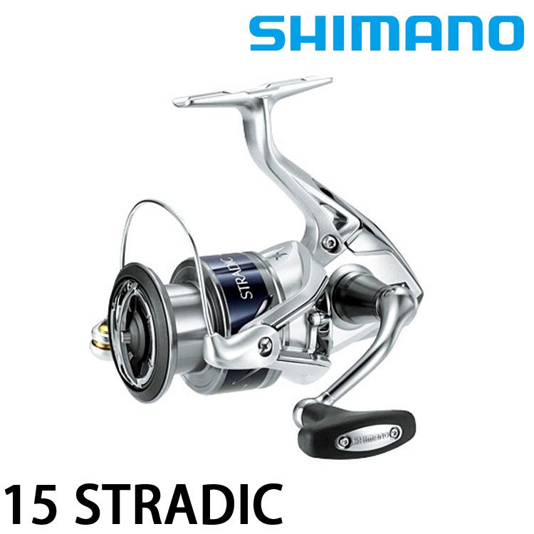 漁拓釣具 SHIMANO 15 STRADIC 4000/4000HGM/4000XGM