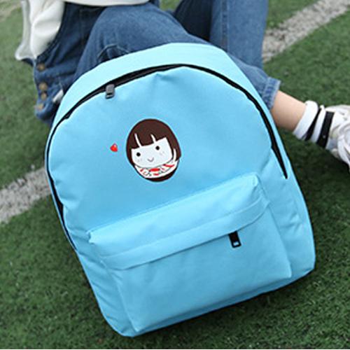 後背包-新款潮流時尚雙肩包 女士休閒包 包飾衣院 P1588 現貨