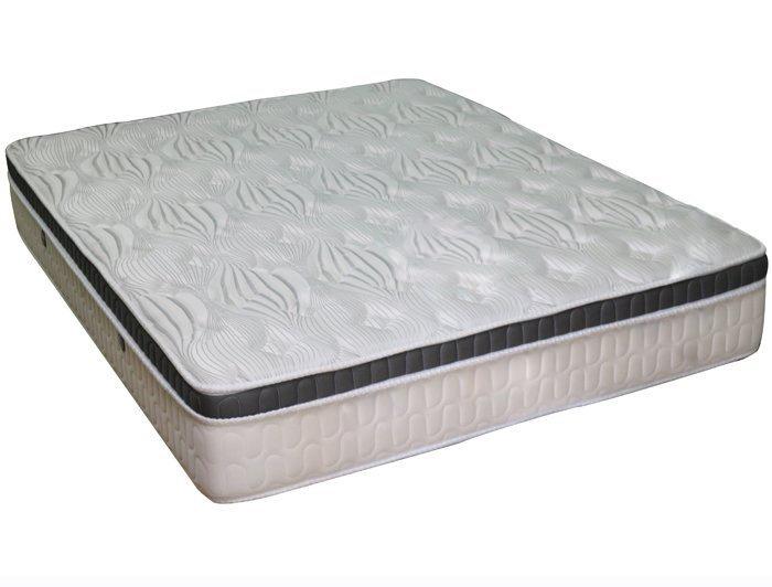 【尚品傢俱】676-06 涼感水冷膠5尺獨立筒彈簧床墊~另有3.5尺、6尺、6x7尺床墊