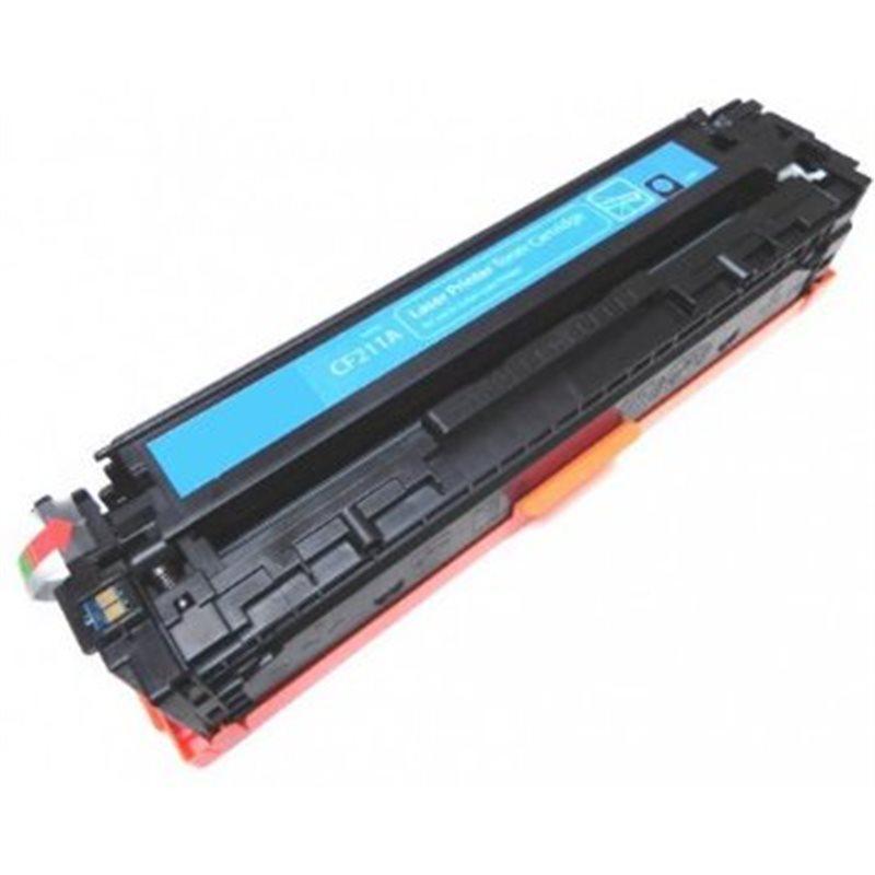 【非印不可】HP CE321A 藍色 (單支) 相容環保碳匣 適用CP1525nw/CM1415fn/CM1415fnw