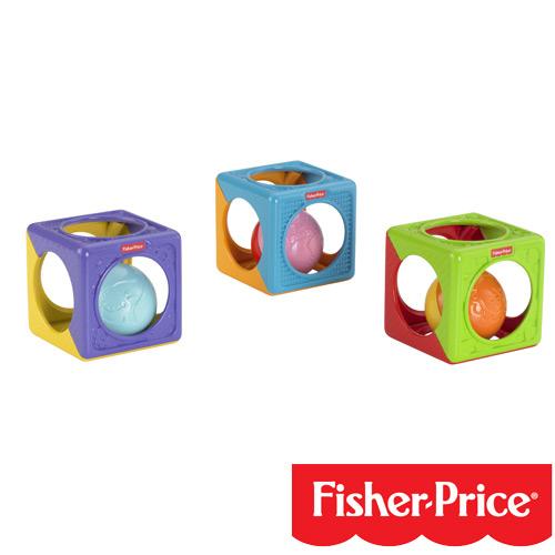 【奇買親子購物網】費雪牌 Fisher-Price 新疊疊小方塊