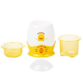 【奇買親子購物網】黃色小鴨造型多功能溫奶器