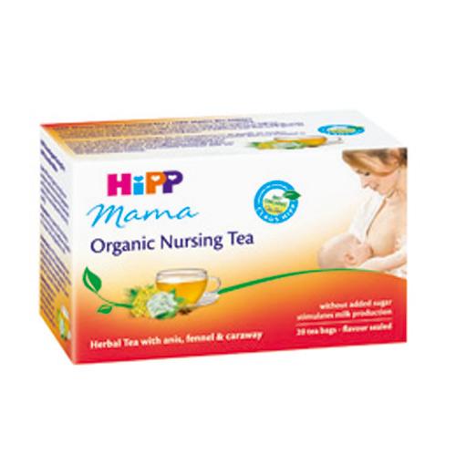 【奇買親子購物網】HiPP喜寶有機天然媽媽飲品茶包/1.5gx20包/1入