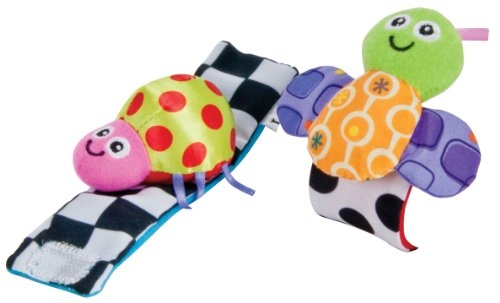 【奇買親子購物網】Lamaze 拉梅茲 嬰幼兒玩具-找找小手在哪裡