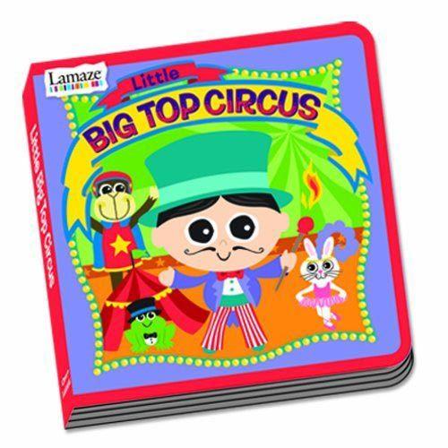 【奇買親子購物網】Lamaze 拉梅茲 嬰幼兒玩具-小小驚喜猜猜馬戲團