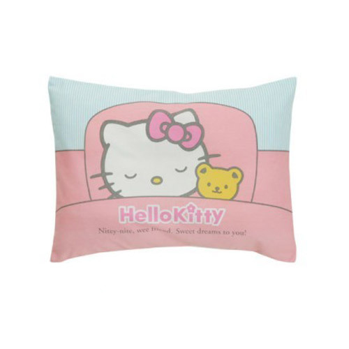 【奇買親子購物網】Hello Kitty 寶寶枕