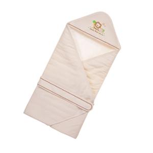 【奇買親子購物網】小獅王辛巴simba有機棉嬰兒包巾
