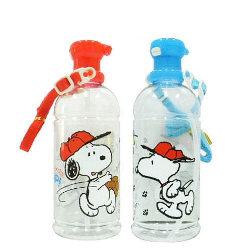 【奇買親子購物網】史努比兒童水壺/600cc