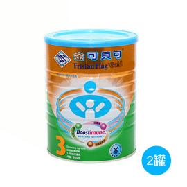 【奇買親子購物網】金可貝可-幼兒成長奶粉900g (2罐入)
