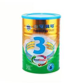 【奇買親子購物網】金可貝可-幼兒成長奶粉 1.8kg