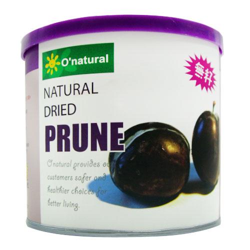【奇買親子購物網】O'natural歐納丘純天然美國黑棗乾 (250g)