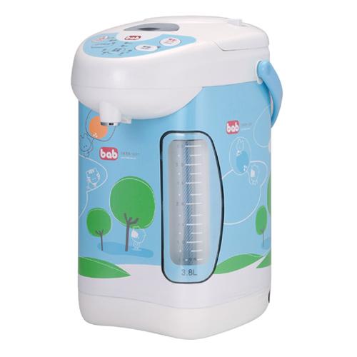 【奇買親子購物網】培寶bab多功能五段溫控調乳熱水瓶