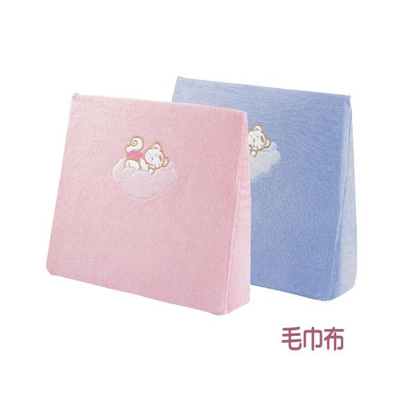 【奇買親子購物網】六甲村  孕婦側睡枕(毛巾布)