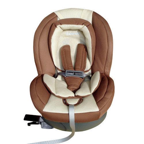 【奇買親子購物網】Mother s Love 前後向汽車安全座椅(咖啡/藍色)