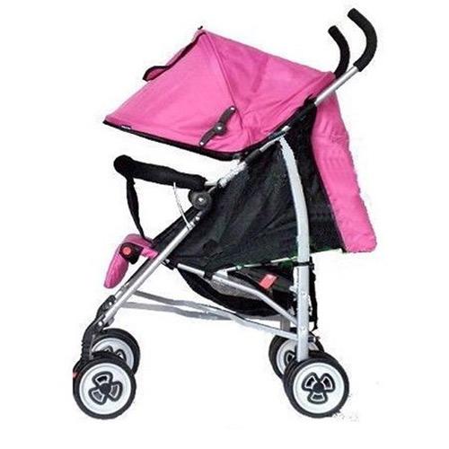 【奇買親子購物網】Mother''s Love 全罩式輕便型傘車/手推車/可肩揹