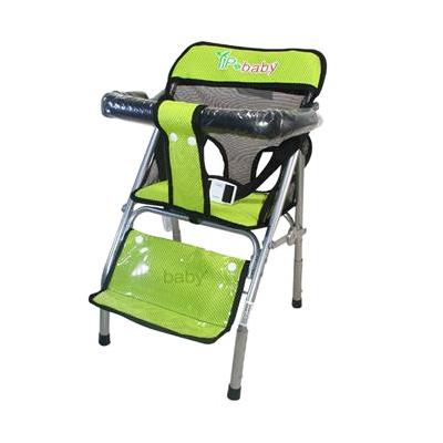 【奇買親子購物網】122 YIP-baby機車椅(桔色/綠色)