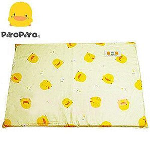 【奇買親子購物網】黃色小鴨  嬰兒天然乳膠枕(藍/黃)