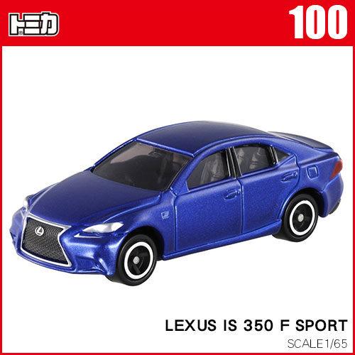 【奇買親子購物網】(100)TOMICA多美小汽車 LEXUS IS 350 F SPORT 100_467427