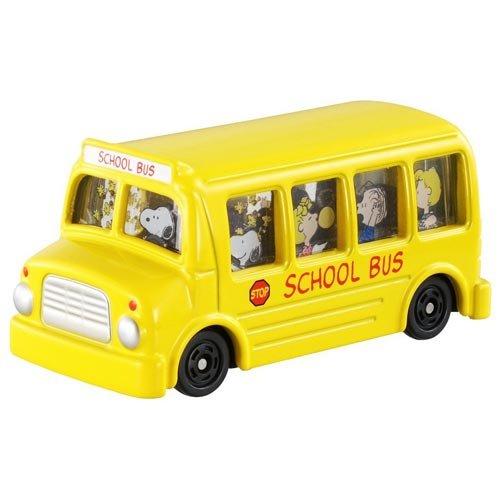 【奇買親子購物網】(154)Dream TOMICA 史努比校園巴士