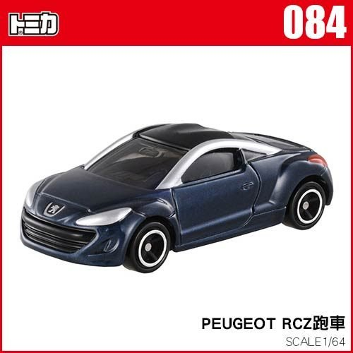 【奇買親子購物網】(84)TOMICA多美小汽車 PEUGEOT RCZ跑車