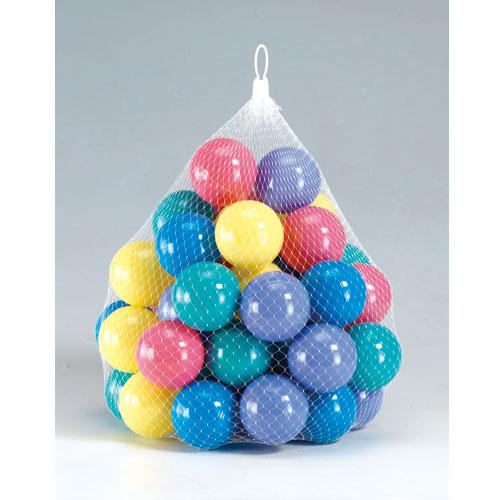 【奇買親子購物網】CHING-CHING親親100顆小球-網袋裝