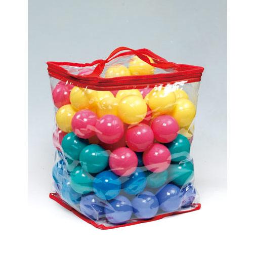 【奇買親子購物網】CHING-CHING親親100顆小球-PVC袋裝