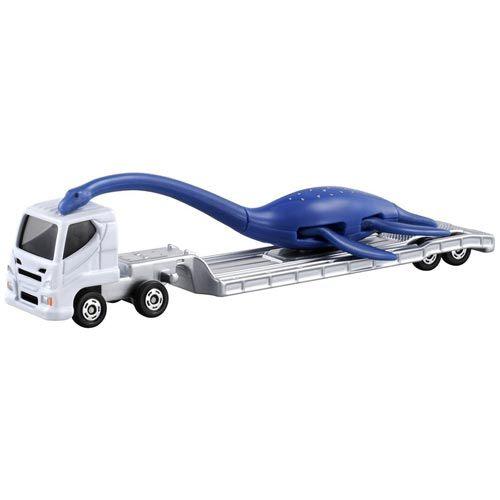 【奇買親子購物網】★(137)【TOMICA多美小汽車】L-恐龍搬運車