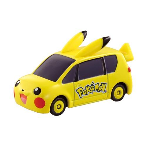 【奇買親子購物網】★【TOMICA】多美小汽車皮卡丘車NO.143_TM143