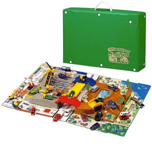【奇買親子購物網】【TAKARA TOMY】TOMICA 3D立體提盒(工業區)