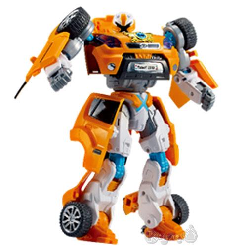【奇買親子購物網】機器戰士 TOBOT X 中型