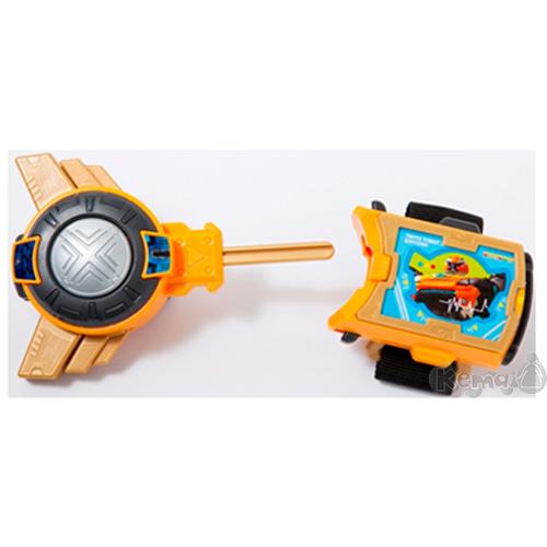 【奇買親子購物網】機器戰士 TOBOT X腕表