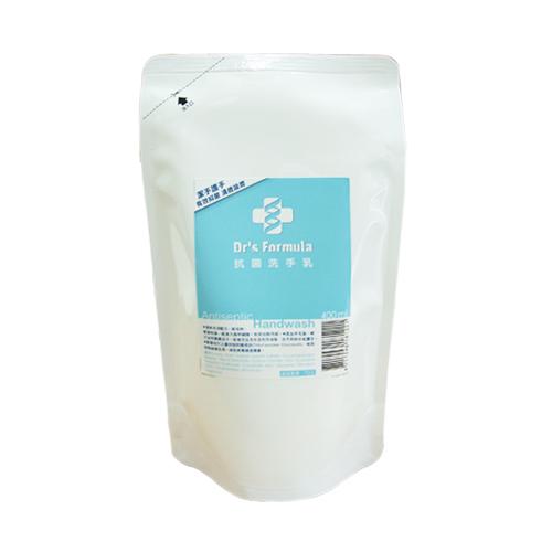 【奇買親子購物網】台塑生醫Dr's Formula 防蹣抗菌洗手乳補充包(400ML)