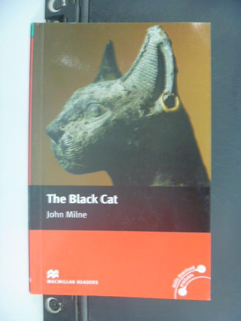 【書寶二手書T2/原文小說_GEE】The Black Cat_John Mile