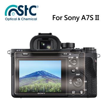 【STC】For Panasonic A7S Mark2 - 9H鋼化玻璃保護貼