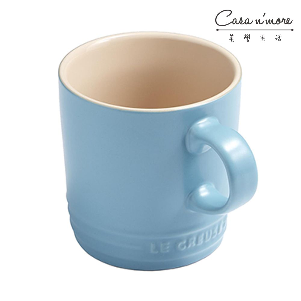 Le Creuset 馬克杯 咖啡杯 茶杯 350ml 河岸藍