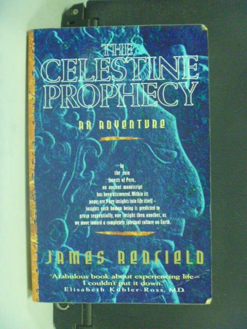 【書寶二手書T4/宗教_JOG】The Celestine Prophecy_James Redfield