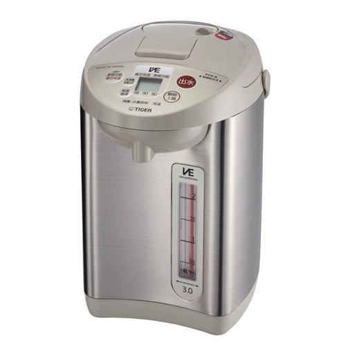 【虎牌】2.9公升VE真空電動熱水瓶 PVW-B30R