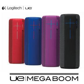 [新上市]Ultimate Ears UE MEGABOOM (4色) NFC 防潑水防撞 無線藍牙喇叭 公司貨 0利率 免運