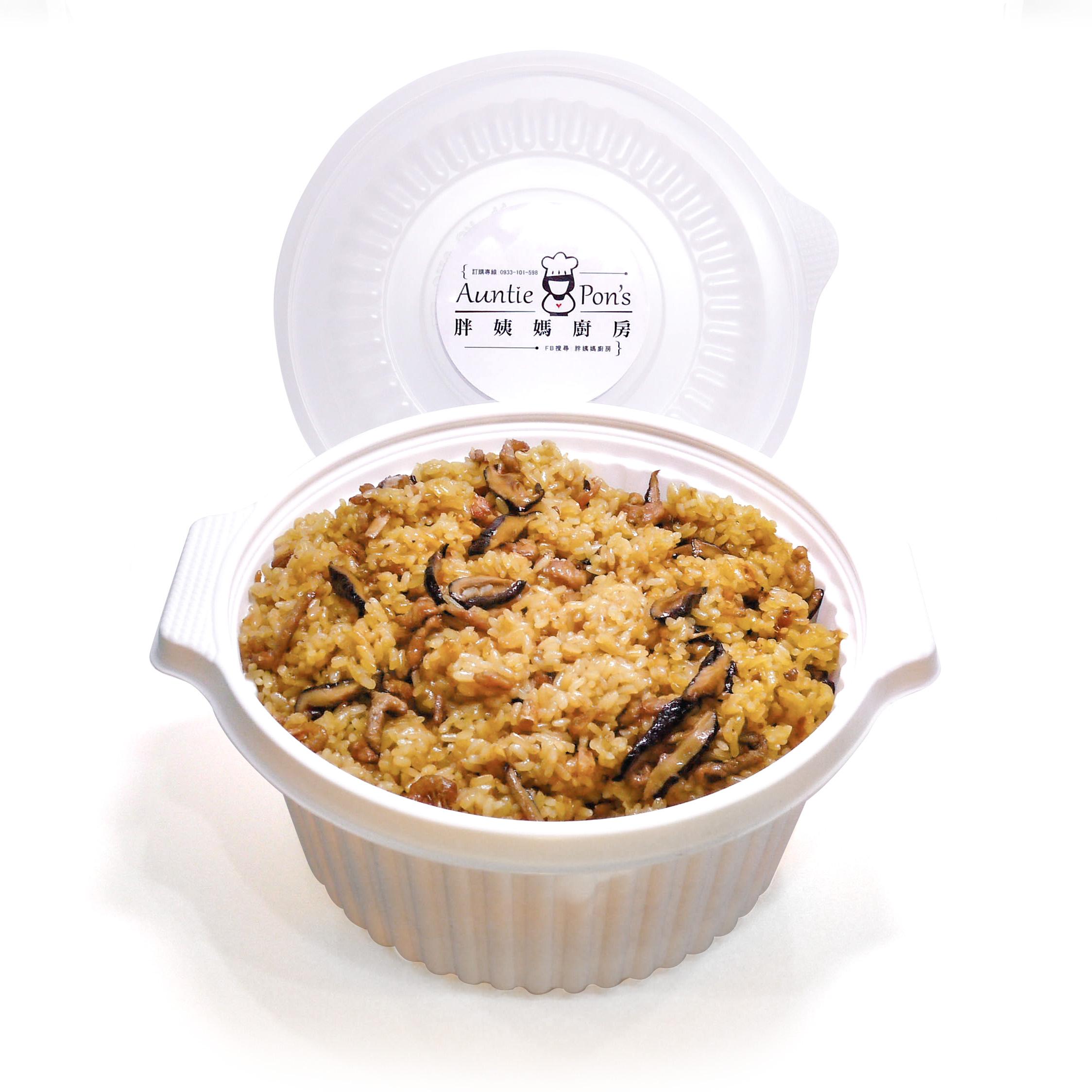 [胖姨媽廚房] 招牌手工彌月油飯分享盒_三斤