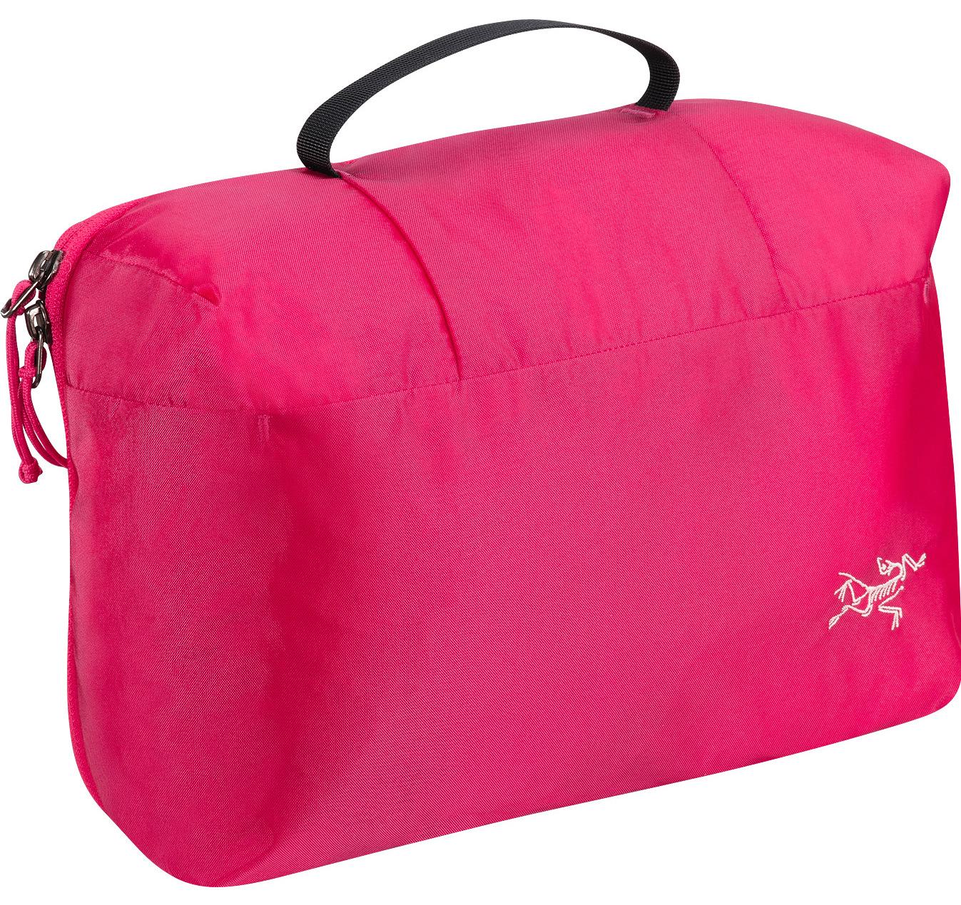 Arcteryx 始祖鳥 旅行衣物打理包/行李收納袋 14258 Index 5 萬代蘭紅