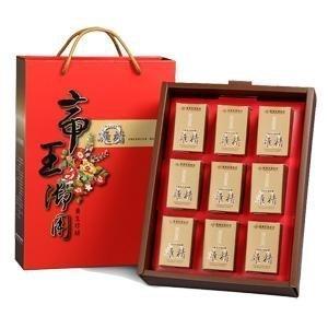 永大醫療~【長庚生技~冬蟲夏草菌絲體雞精禮盒】(40g/瓶,9瓶/盒)每盒特價420元