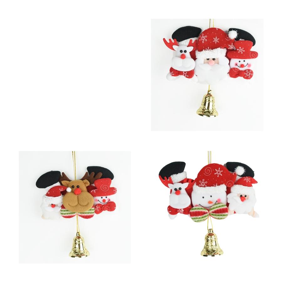 X射線【X457166】聖誕公仔門掛,聖誕節/聖誕樹/聖誕佈置/聖誕掛飾/裝飾/掛飾/會場佈置/DIY/材料包