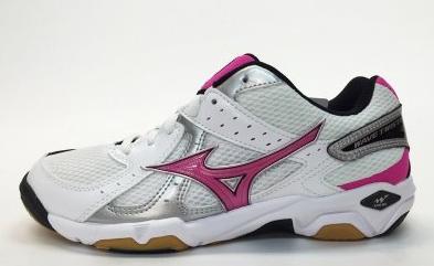 [陽光樂活] MIZUNO 美津濃 (女) 排球鞋 排羽球WAVE TWISTER 4 透氣 V1GC157063