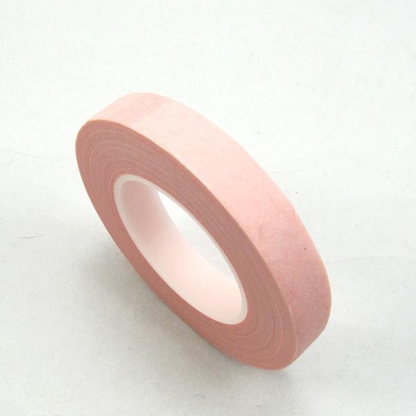 【60011】紙膠帶.台製-10粉紅色 (30碼 / 寬1.2cm)