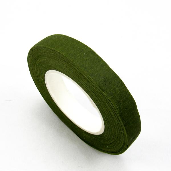 【60016】紙膠帶.台製-21墨綠色 (30碼 / 寬1.2cm)