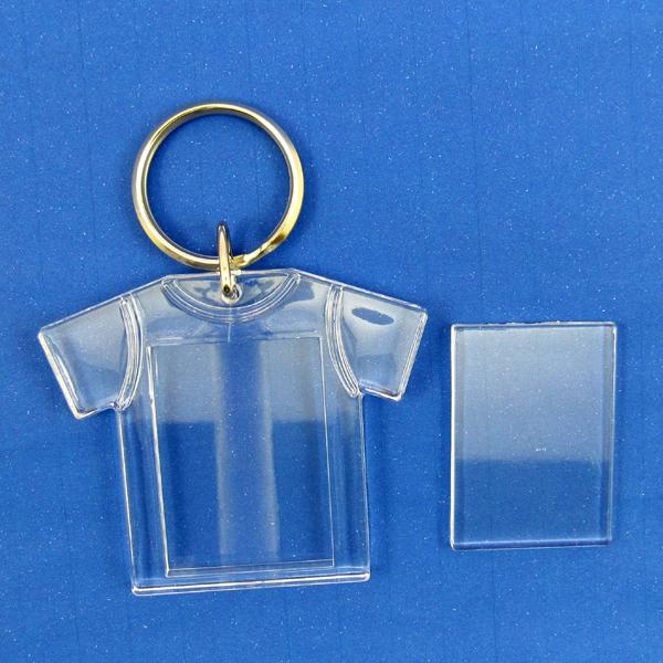 【60068】壓克力鑰匙圈-衣服型