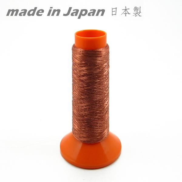 【60156】日本製.色蔥粉彩線-琥珀色
