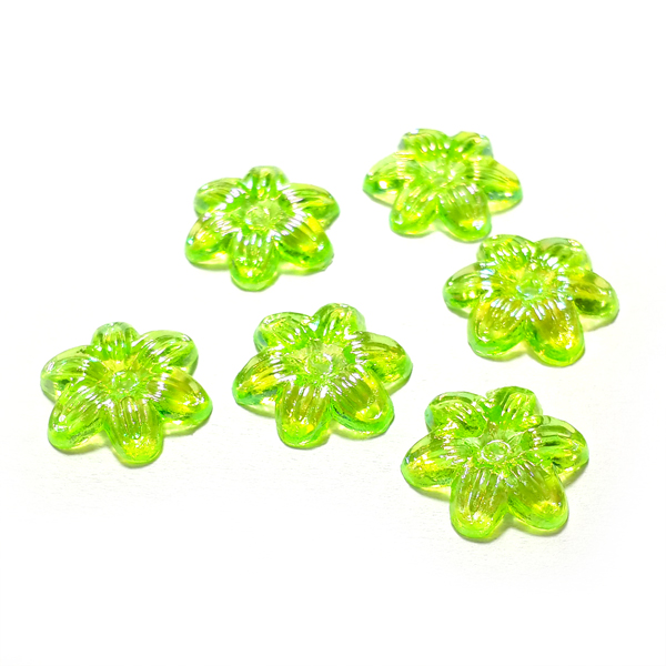 綠色壓克力葉片-10pcs/包