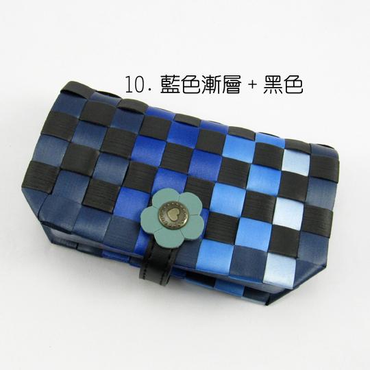 New!12mm卡片包【材料包】10.藍色漸層+黑色